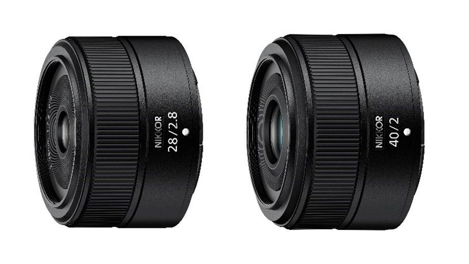 Nikon объявила о разработке Nikkor Z 28mm F2.8 и Nikkor Z 40mm F2