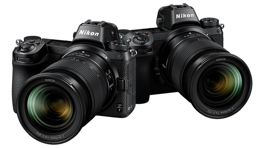 Nikon выпустила прошивку 1.10 для Nikon Z6 II и Z7 II