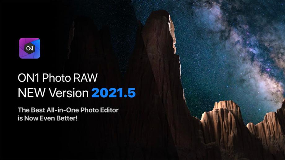 RAW-конвертер ON1 Photo RAW 2021.5 получил связку с Lightroom для недеструктивного редактирования