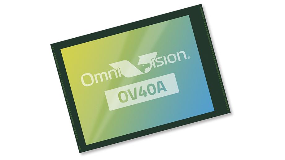 40 МП датчик от OmniVision позволит смартфонам снимать 4K60p