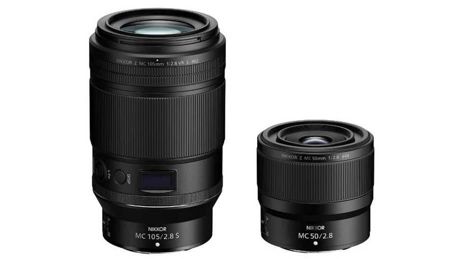 Два новых макрообъектива от Nikon для байонета Z