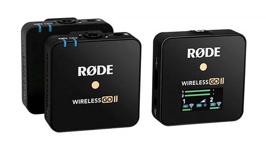 Радиосистема Rode Wireless Go II – теперь двухканальная