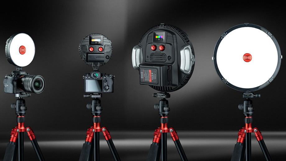Rotolight NEO 3 и AEOS 2 – новые светодиодные лампы на Kickstarter