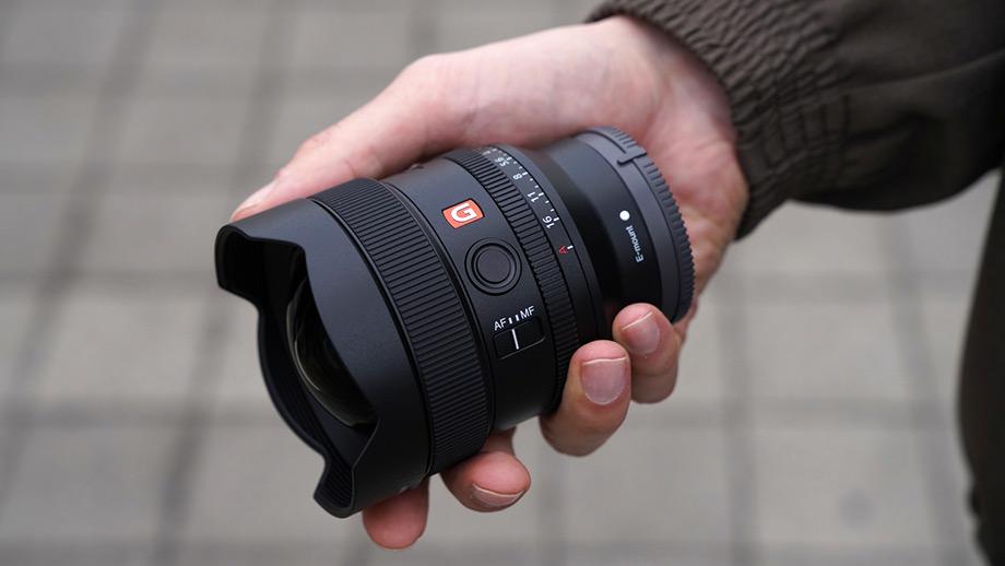 Sony представляет ультраширик FE 14mm F1.8 GM