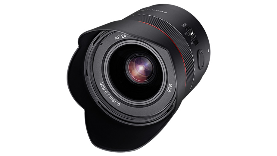 Samyang AF 24mm f/1.8 FE для астрофотографии