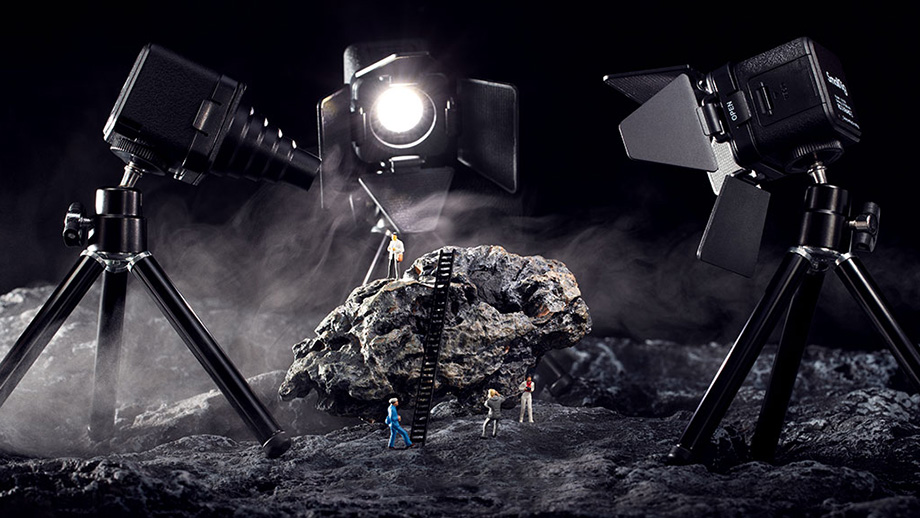 SmallRig RM01 – миниатюрные лампы для больших идей