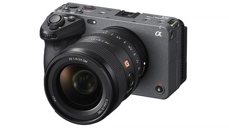 Изображение видеокамеры Sony FX3 E-mount просочилось в сеть