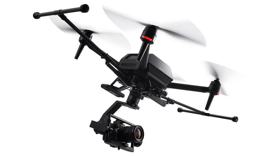 Профессиональный дрон Sony Airpeak S1 официально представлен