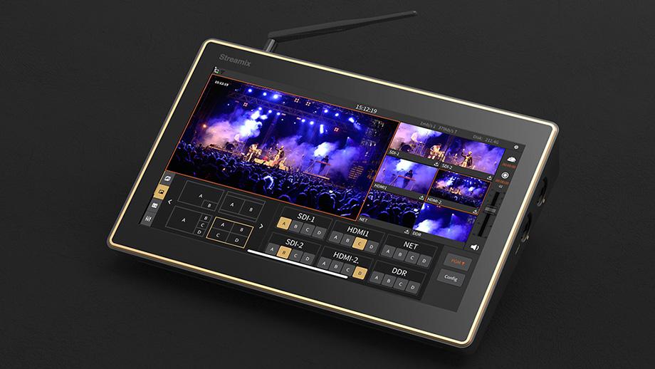 Hollyland представила видеомикшер Streamix M1 для прямых трансляций