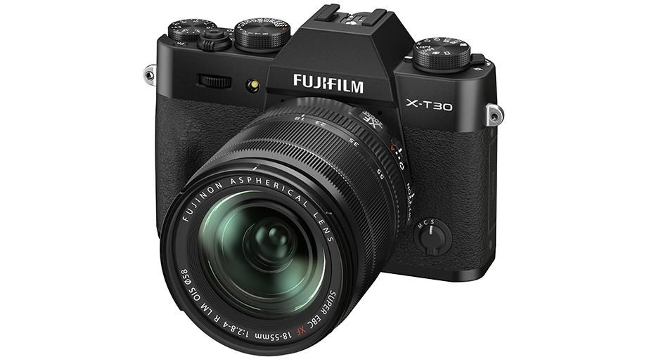 Обновлённая Fujifilm X-T30 II. Что нового?
