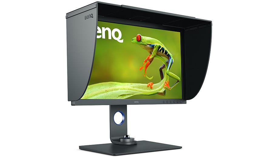 BenQ представила 4K монитор 27 дюймов для фото и видео