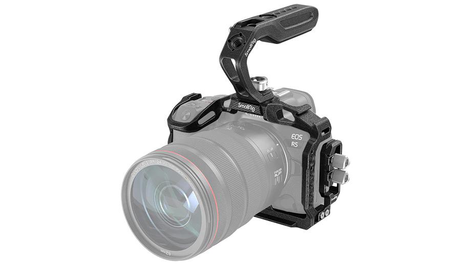 SmallRig анонсирует риг Black Mamba для Canon EOS R5 и R6