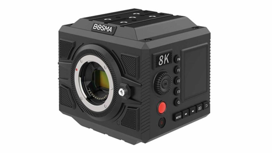 Astro Design BOSMA G1 – камера 8K c байонетом MFT