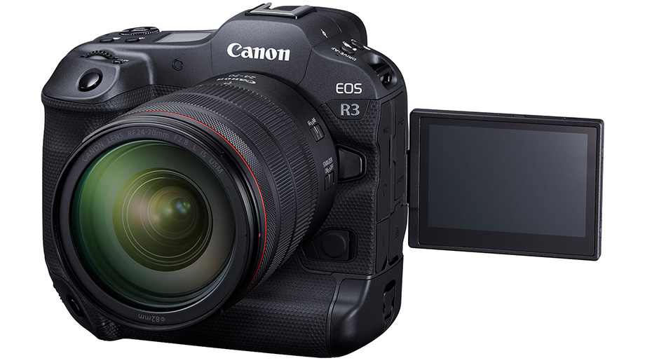 Canon EOS R3 официально представлена