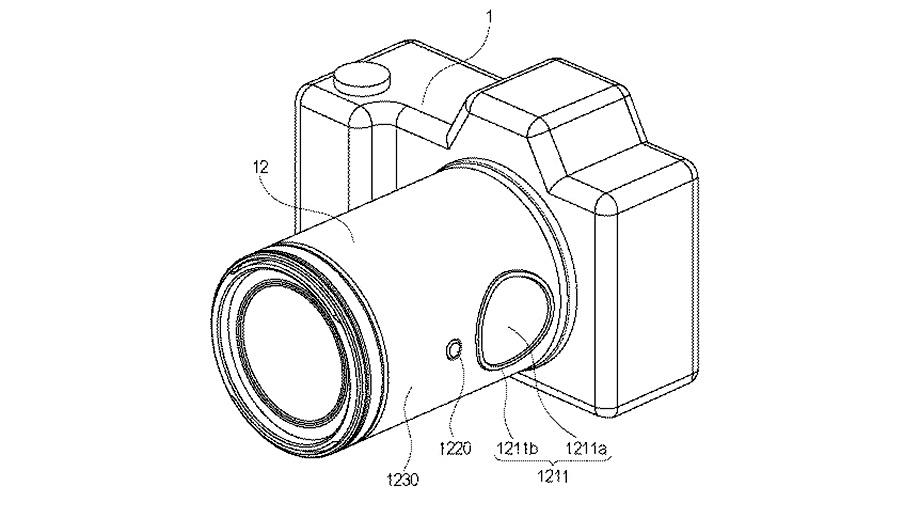 Canon патентует объектив с тачпадом вместо кольца фокуса