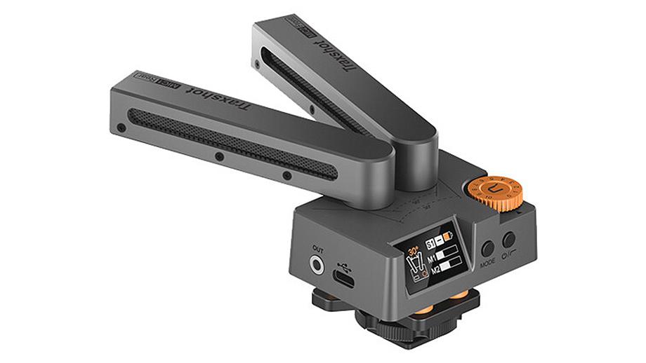 Накамерный микрофон-пушка COMICA Traxshot