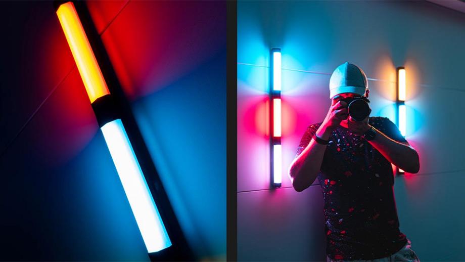 DigitalFoto P200 – водостойкий светодиодный RGB светильник
