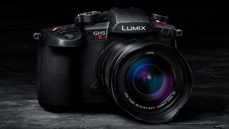 Panasonic GH5 Mark II официально представлена