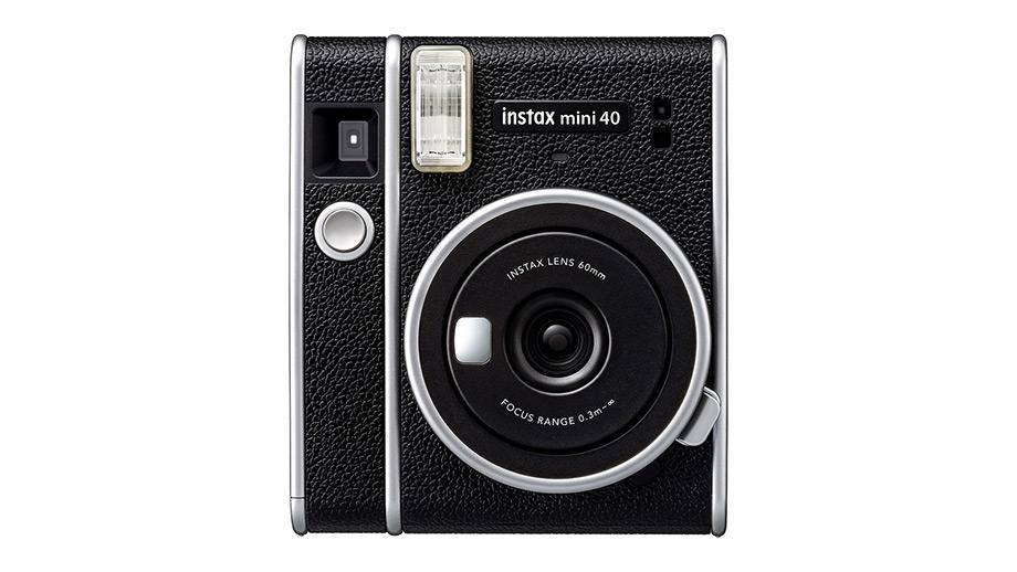Fujifilm Mini 40 – улыбнитесь, нажмите и получите