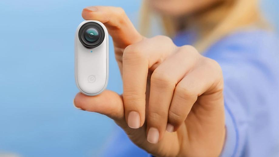 Insta360 Go 2 – экшн-камера весом 27 г