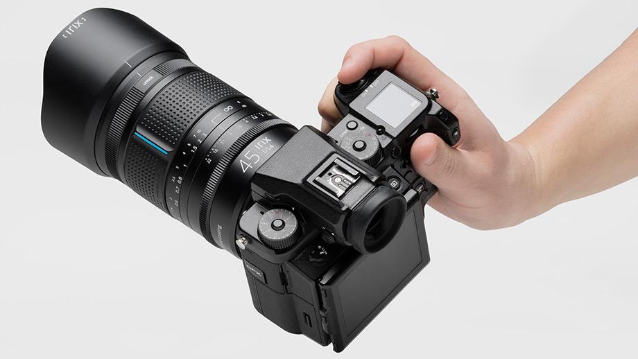 Профиль коррекции для объектива Irix 45mm f/1.4 GFX