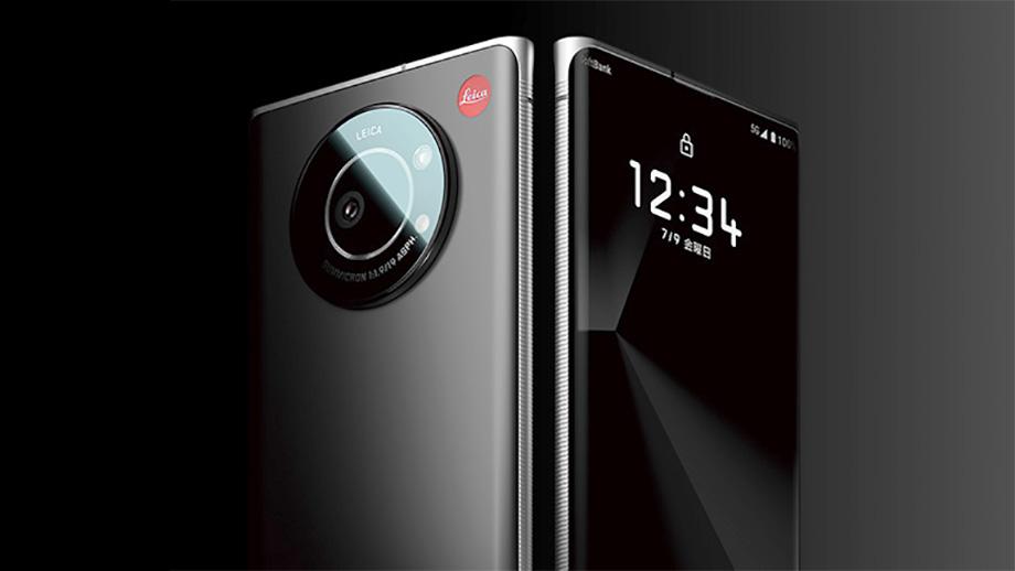 Leica выпустила смартфон Leitz Phone 1