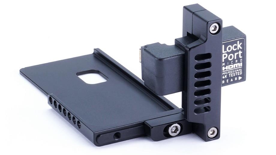 LockCircle анонсировала HDMI-адаптер LockPort для камеры Fujifilm X-T4