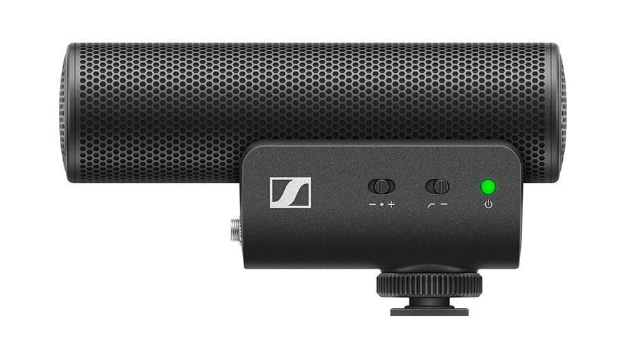 Sennheiser MKE 400 – новый накамерный микрофон