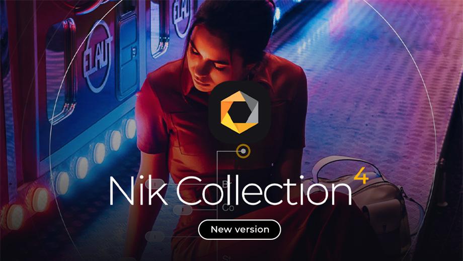 DxO представляет NIK Collection 4