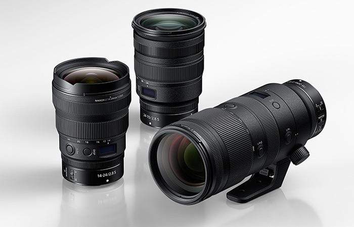Продукция Nikon получила премии Red Dot Design Award