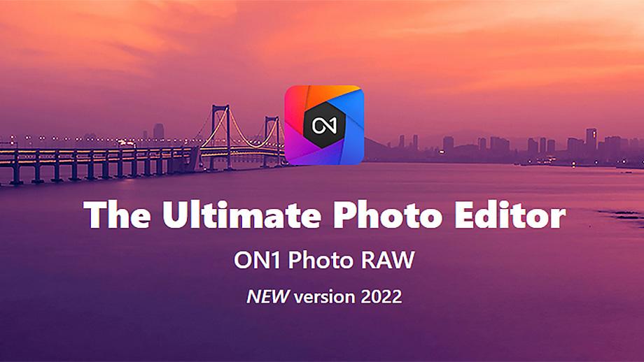 ON1 представила Photo RAW 2022