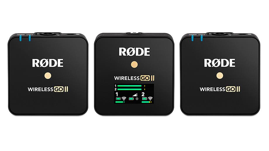 Новая прошивка RODE Wireless GO II