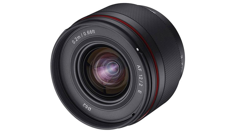 Новый автофокусный ширик Samyang 12mm F2 для Sony APS-C