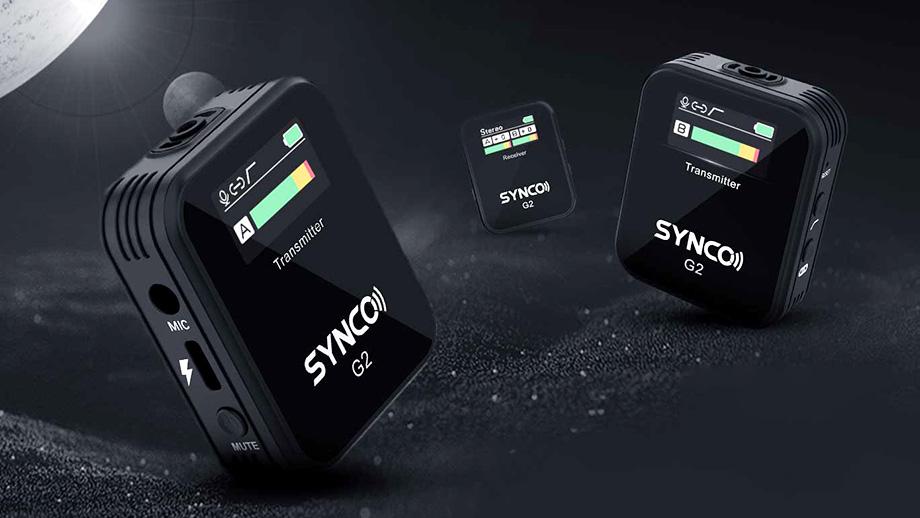 Synco G2 – бюджетная беспроводная петличная микрофонная система