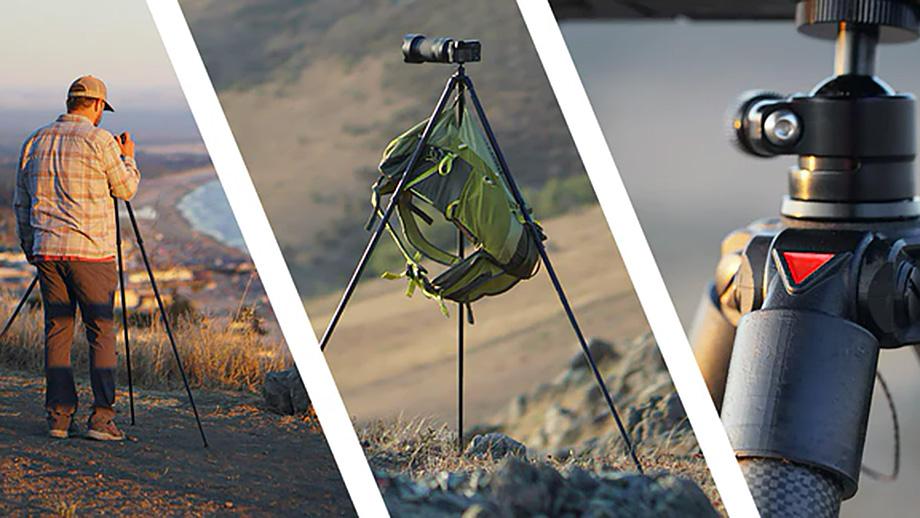 Новые тревел-штативы ViewPoint на Kickstarter