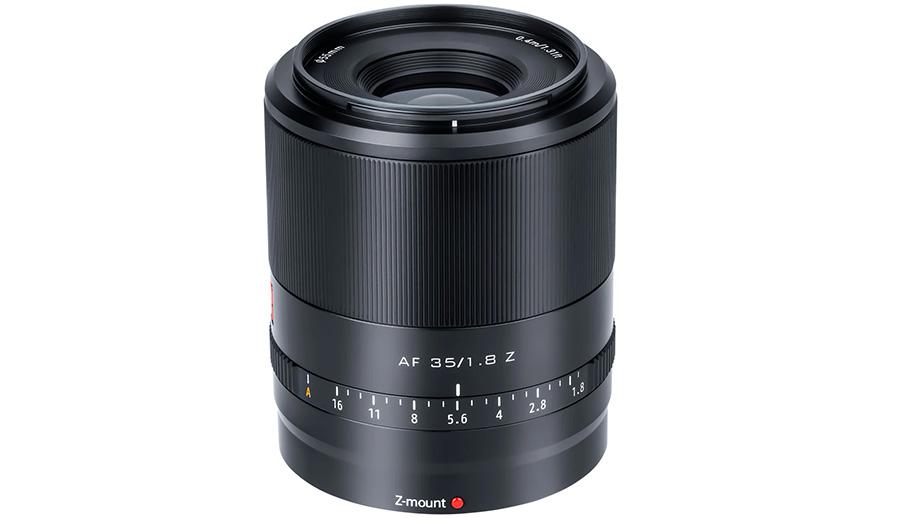 Viltrox 35mm F/1.8 для Nikon Z официально представлен