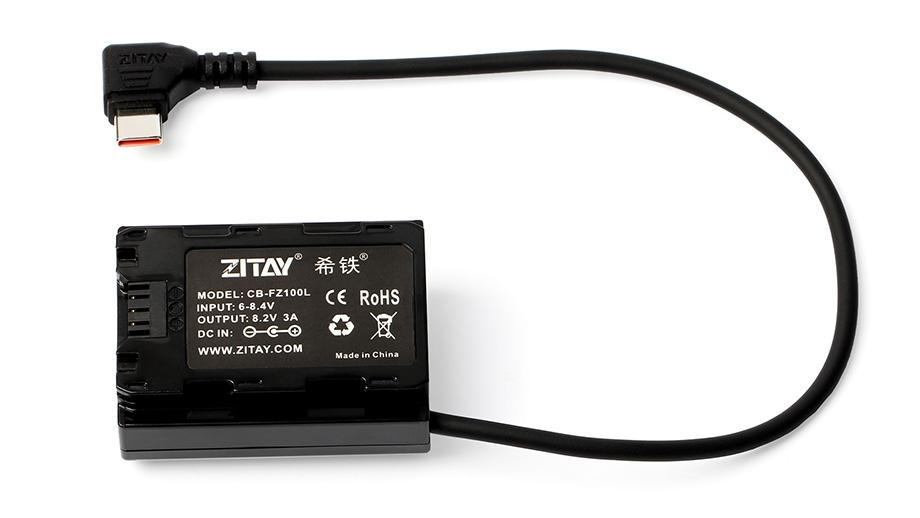 Аккумулятор-пустышка Zitay для работы с DJI RS2