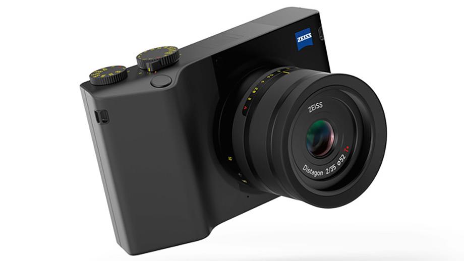 Android-камера Zeiss ZX1 получила прошивку 1.4