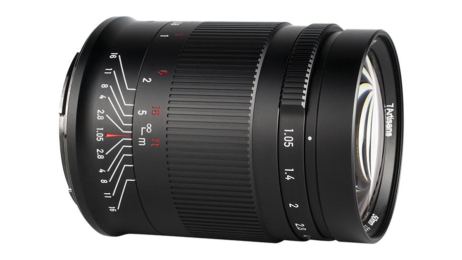 Полтинник 7Artisans 50mm f/1.05 для Sony E, Nikon Z, Canon RF и Leica L