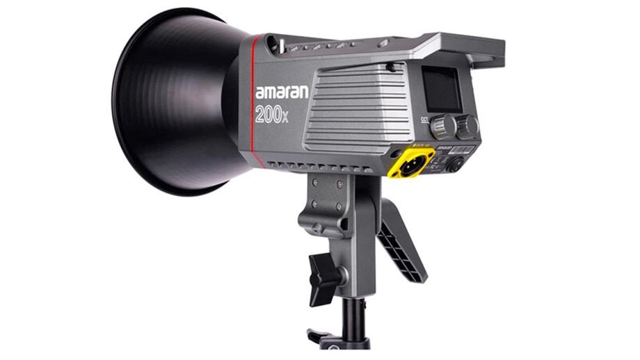 Видеосвет Aputure Amaran 100D, 100X, 200D и 200X