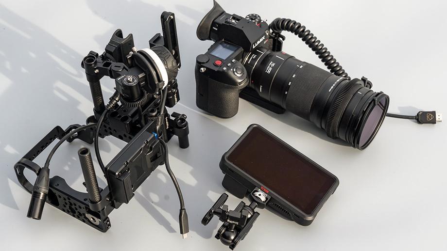 Прошивка Ninja V позволит записывать 5.9K RAW с камеры Panasonic S1H