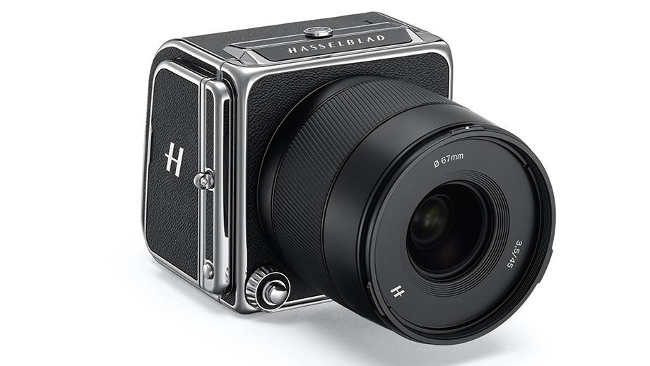 Беззеркальная среднеформатная камера Hasselblad 907X 50C доступна для заказа