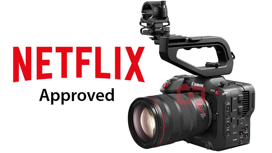 Canon EOS C70 одобрена сервисом Netflix