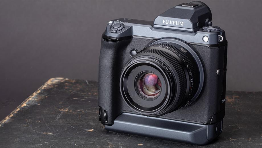 Обновление прошивки Fujifilm GFX100 добавляет RAW-видео