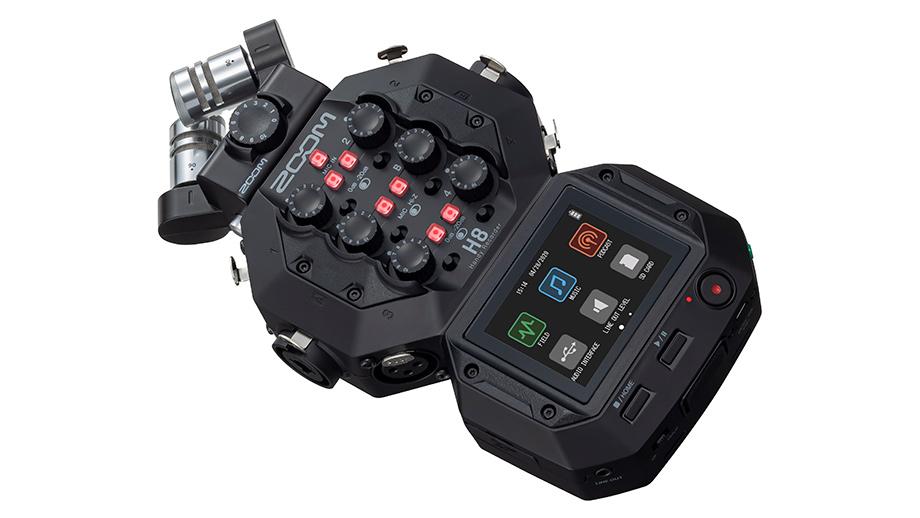 Zoom H8 – восьмиканальный рекордер
