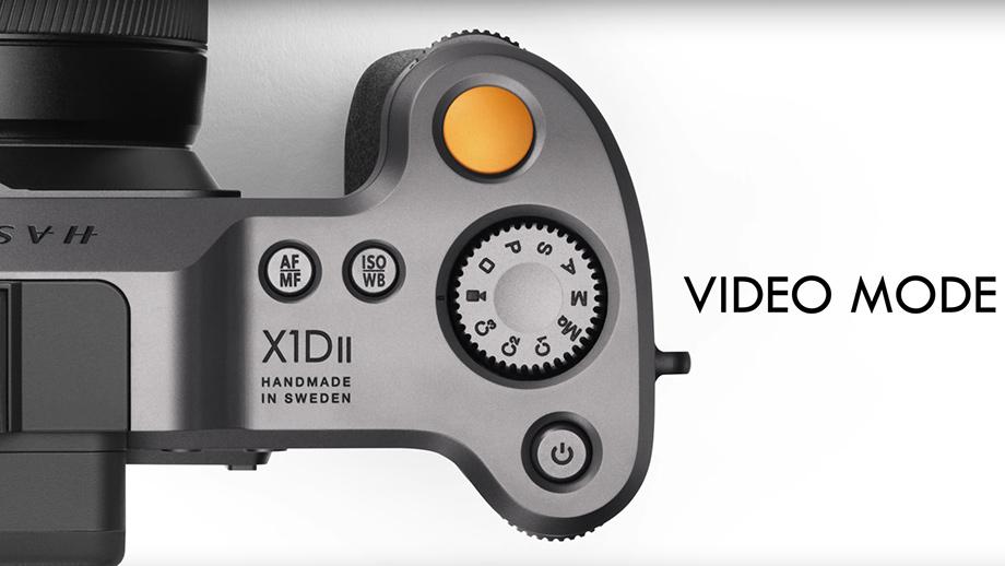 Hasselblad добавила режим съёмки видео в камеры X1D II 50C и 907X