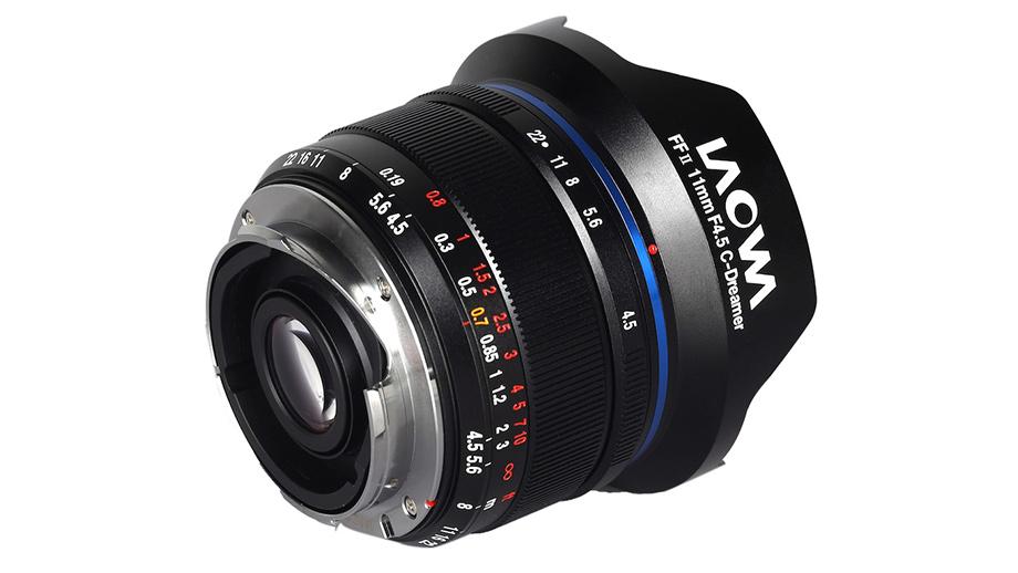 Объектив Laowa 11mm f/4.5 FF RL для Leica M, Leica L, Nikon Z и Sony E