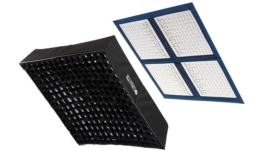 Светодиодная складная панель Intellytech LiteCloth LC-160RGBW II