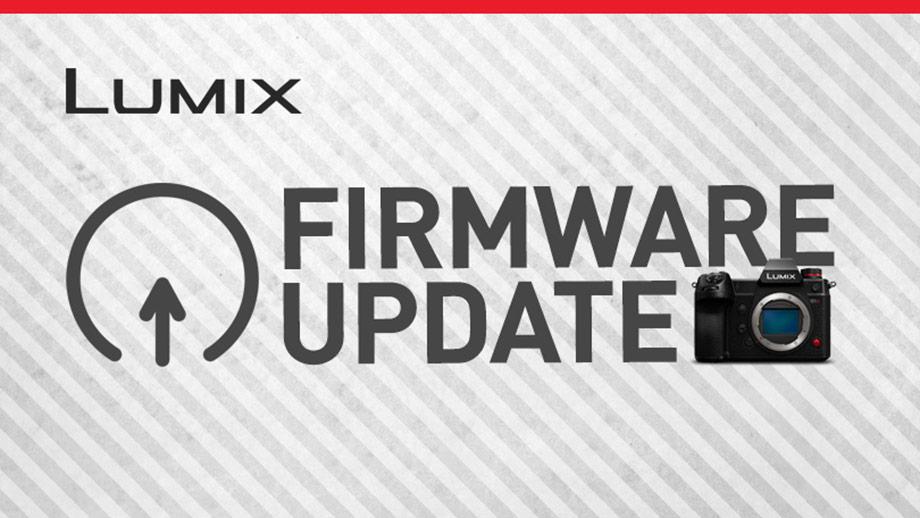 Panasonic анонсировала крупное обновление прошивок для камер Lumix S и G