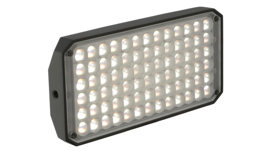 Компактная светодиодная лампа Fiddle Pocket RGBAW от компании Luxli